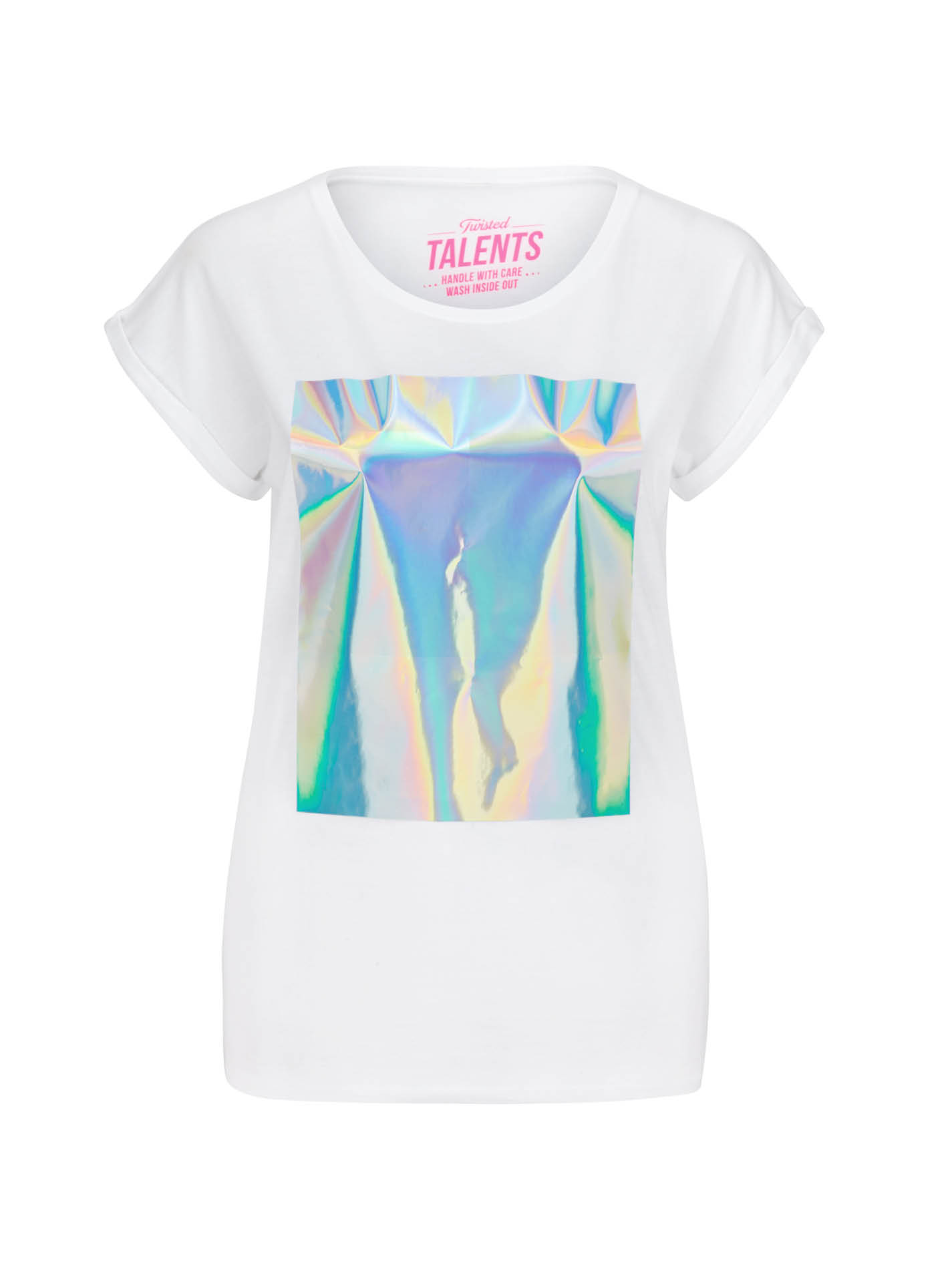 TWISTED TALENTS Graphic Design T-Shirts einfach online kaufen. Mirror
