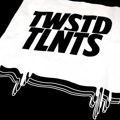 twisted talents design t-shirt print